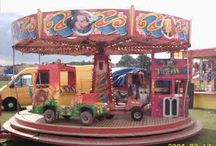Childrens Funfair Rides For Hire / Images of some of the great selection of children's funfair rides we offer for hire throughout the UK and Europe