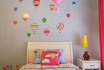 Q's Hot Air balloon room