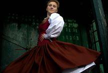 RADOHNA / Stroje historyczne, rekonstrukcje, ubiory inspirowane dawnymi wiekami, kostiumy teatralne...