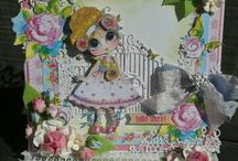 Rachelscraftycreations / My crafty makes .. cards , altered projects etc