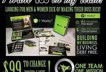 Loyals It Works / I use this board to post for my Loyal Customers so they instantly get an extra 10 points ($10 credit) when I personally sign you up / by Quiondra Booker