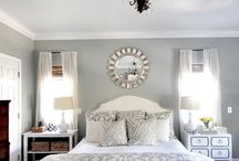 bedroom ideas / by Carey Provost
