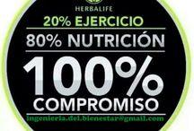 80% Nutrición. 20% Actividad Física / Nutrición Celular para una vida mejor