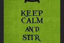 Keep calm and ................ / It needs no explanation......