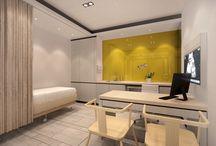 Doctors rooms