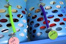 cheap bedroom closet organizing ideas / by Eden Nicole