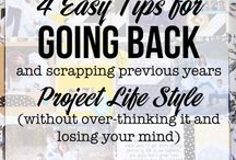 Project Life / by Judy Stokely - Ind. Director, Thirty-One Gifts