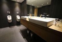 Spaces - Public Bathrooms