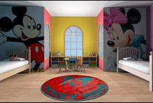 Kid's Decor & Design / A Virtual Treasure Trove Of Ideas / by Tiffany Zimmerman