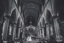 Weddings at St. Joseph Cathedral Columbus, Ohio by Seth and Beth / Wedding ceremony photos at St. Joseph Cathedral Columbus, Ohio by Seth and Beth - Wedding Photography in Columbus, Ohio. www.sethandbeth.com