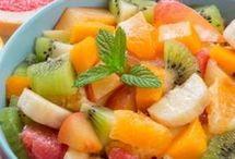 salade fruits ligth