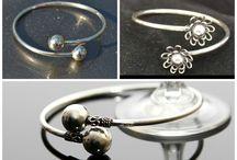 Sinterklaas Cadeautips / Collage met prachtige zilveren sieraden. De mooiste cadeau tips Cadeaus ideeën