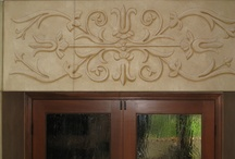 Focal Point Faux Finish