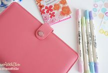 Planner Organizations and Stationeries / All about planner : full of inspirations and freebies.
