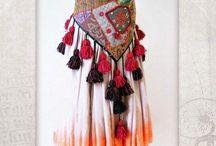 Tribal Dance Costume / Kostýmy, tanec, tribal dance