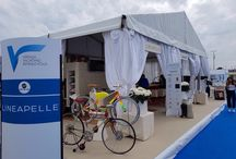 Lineapelle meets Versilia Yachting Rendez-vous | 11-14 May 2017 / LINEAPELLE meets the Versilia Yachting Rendez-Vous, being held at the Viareggio docks from 11 to 14 May. A 100 square metre hall to communicate the fashion identity of Italian leather, destined for super yacht interiors. With the utmost attention to craftsmanship and technology