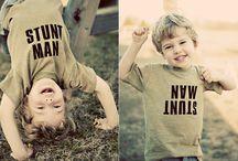 { little boy style }