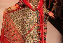 Pathani Saree