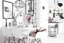 Interior: White