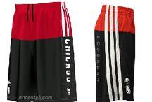 SHORT BULLS Junior / Pantalón de básket NBA Chicago Bulls (niños)