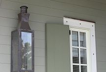 Beautiful Exteriors ~ Details / by Tammy Hilburn