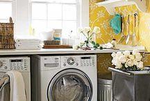 my dream laundry room / by cathey harris