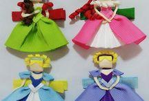 moños de princesas