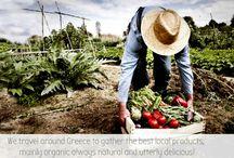 Greek-zest organic foods