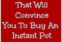 Instant Pot!
