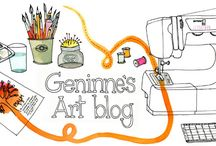 Blog: Blogs To Follow / A Collection of inspiring blogs by artists and illustrators / by Rachelle | Tinkerlab
