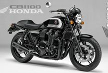 2016 Honda CB1100 Custom | Concept Motorcycles