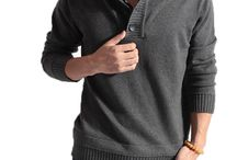 Sweater knit men