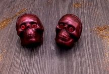 Gothic Inspirations / For the love of all things dark and beautiful that help influence our chocolates
