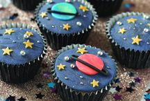 Space Crafts for Kids / Fun Space themed crafts for kids. Bring history to life by being creative! Fun activities for kids and adults alike!