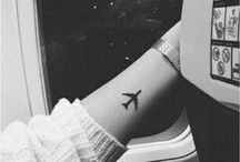 Tatuagem Viagens / Tatuagens com temas para apaixonados por viagem