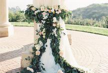 Оформление свадьбы, фотосессии