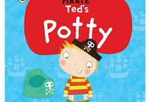 Blogger Reviews | Potty Books / by Penwizard