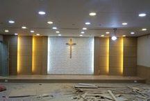 Wnętrza kościołów