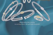 Alisa Italia / Hand made Italian silver and gold jewelry