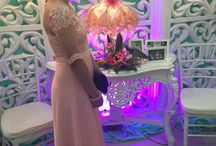Bridesmaid gown by Ichalissa / Own collection