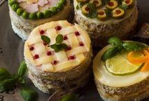 DIY_Pohoštění s nápadem / Jedlé květináče nebo chleba jako umělecké dílo? Víme, jak překvapit hosty.