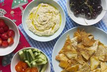 Playdate lunch ideas / Kids coming round for lunch or dinner? It's hard to know what to cook! Here are some ideas for a play date meal.