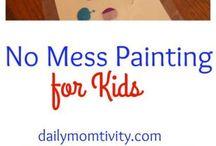 Art for kids for toddler