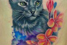tatto cat