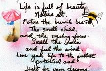 Quotes / by Alisha Raeburn