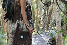 Bohemian, Gypsy, Hippie, Wild Woman