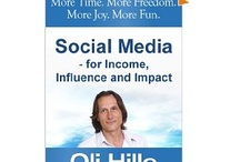 """""""Social Media for Income, Influence and Income"""" by Oli HiIle"""