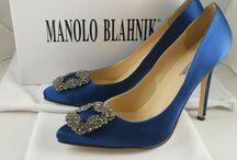Manolo Blahnik's Manolos