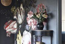 Interiors- wallcovering