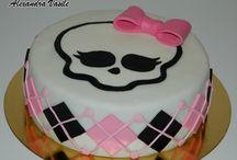 Monster High Cake / Monster High Cake